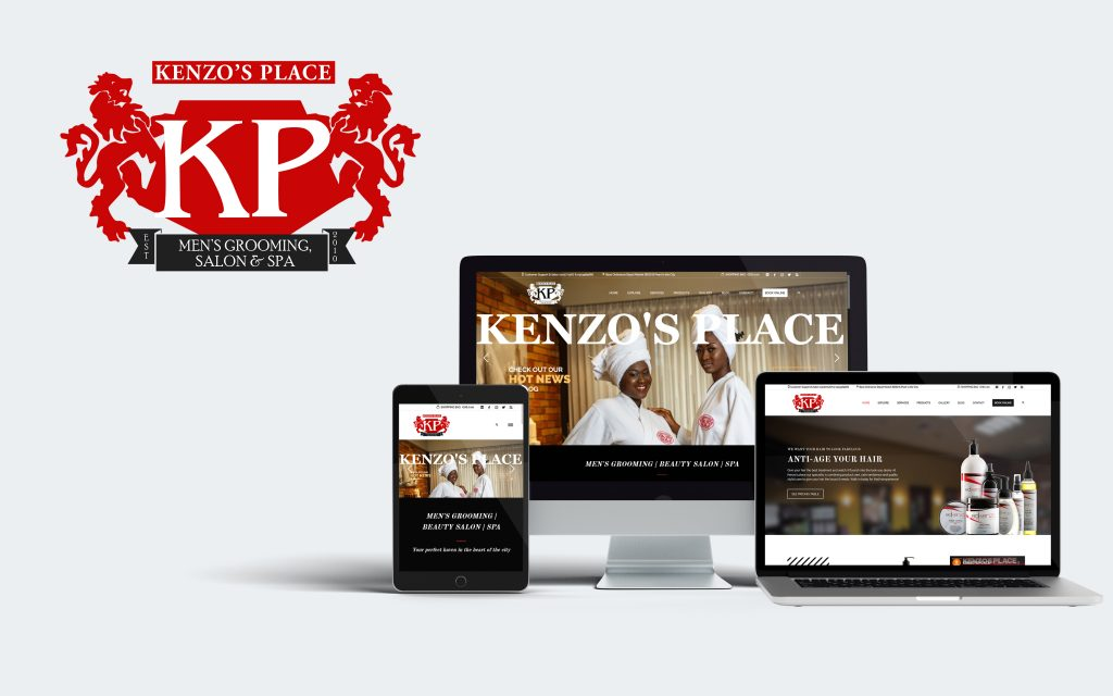 Kenzos Website