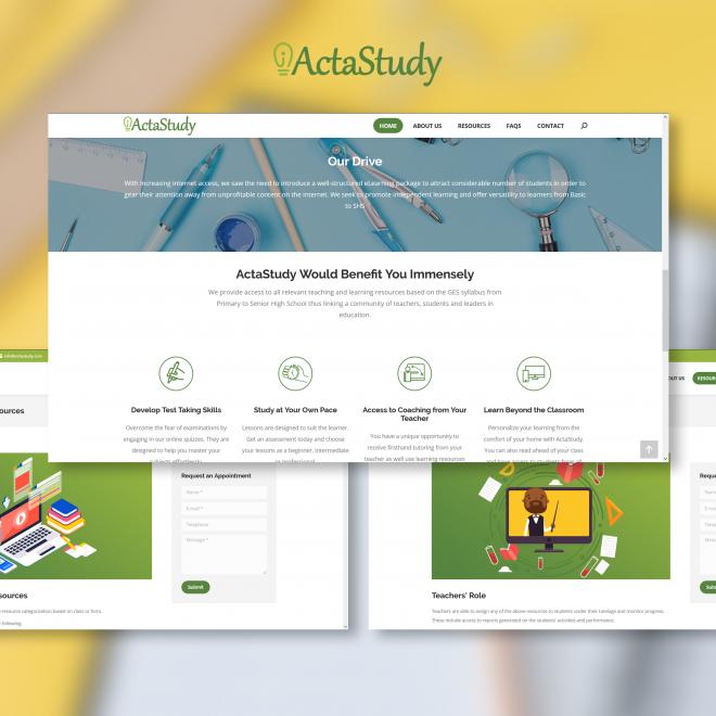 Actastudy layout 1